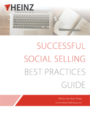 Social Selling Best Practices