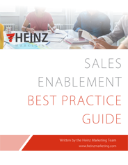 Sales Enablement Best Practice Guide