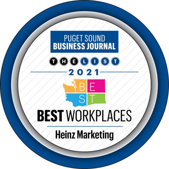 Best Workplaces 2021 - Puget Sound Business Journal